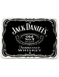 Jack Daniel`s - Hebilla de cinturón - para hombre negro negro Talla única