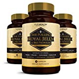 Best Royal Jellies - Vivid Health Nutrition High Potency Royal Jelly(500mg) Review