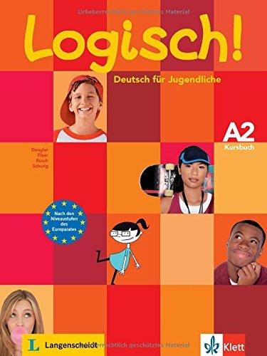 Logisch!: Kursbuch A2 by Paul Rusch (2010-04-01)