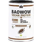 Berlin Organics - Baowow Protein-Pulver Schoko - 100% Bio Protein Shake aus veganen Proteinen - Mehrkomponentenprotein