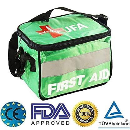 JFA Large Haversack Bag First Aid Kit 2