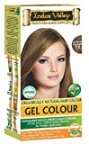Indus Valley Gel Herbal Based Hair Dye Colour Kit is PPD Free, Ammonia Free And Peroxide Free no heavy metals and no Hydrogen Peroxide Colouring. Cover Up Your Grey with a 90% Chemical free Organic Natural Henna & Herbs Colourant Product. For Men And Women...IMPORTANT, please hovering over the color guide image (Medium Blonde)