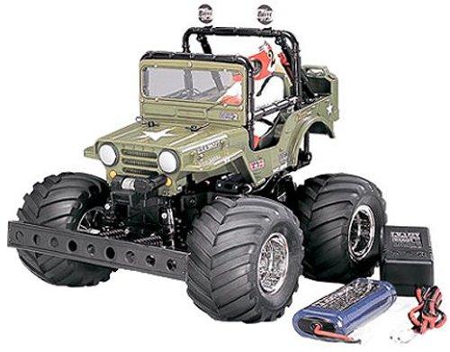 Tamiya - 57743l - Radio Commande - Voiture - Xb Wild Willy