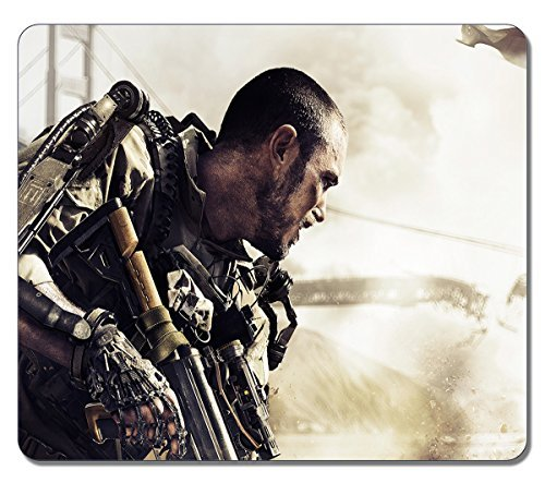 VUTTOO - Call Of Duty Advanced Warfare 30625 High Quality Large Mousepad Durable Mouse pad Non-Slippery Rubber Gaming Mouse Pads