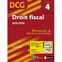Droit fiscal 2015/2016