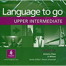 Language to Go Upper-Intermediate Class CD