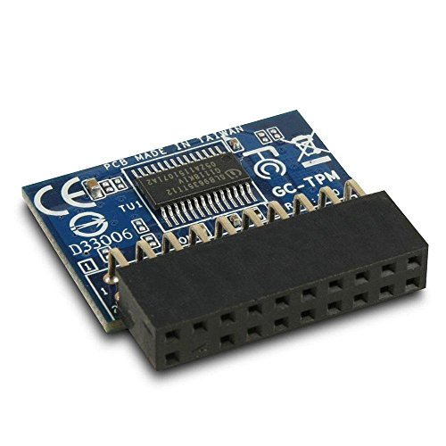 ASUS 90MC03W0-M0XBN1 - (TPM-M R2.0) TPM Module 14-1 TPM Header Securely Stores Keys Data Passwords & Digital Certificates Tpm-modul