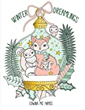 Winter Dreamlings: Christmas coloring book