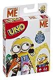 Mattel Spiele FDV57 - Uno Ich - einfach unverbesserlich, Kartenspiele von Mattel