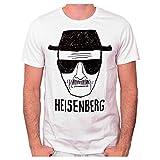 FDS Tshirt Breaking Bad - Heisenberg Sketch Head