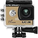 HITSAN SJCAM SJ5000 2 Inch Screen 1080P WiFi Sports Video Camera Camcorder Novatek 96655 170 Degree Wide Angle Lens Support 32GB TF Card - B07F9RWDWW