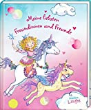 Produkt-Bild: Freundebuch ? Meine liebsten Freundinnen und Freunde (Prinzessin Lillifee)