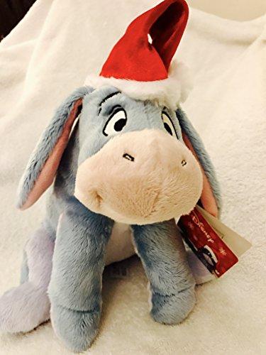 Disney Winnie the Pooh's Eeyore Weihnachten Urlaub weichen Plüsch Puppe Spielzeug