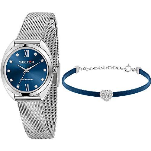 orologio solo tempo donna Sector 955 casual cod. R3253518506