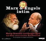 Marx & Engels intim - Harry Rowohlt und Gregor Gysi aus dem unzensierten Briefwechsel