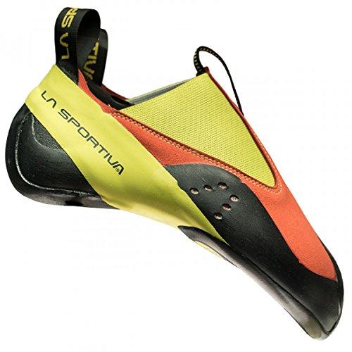 La Sportiva Maverink Zapatos de escalada para niños flame