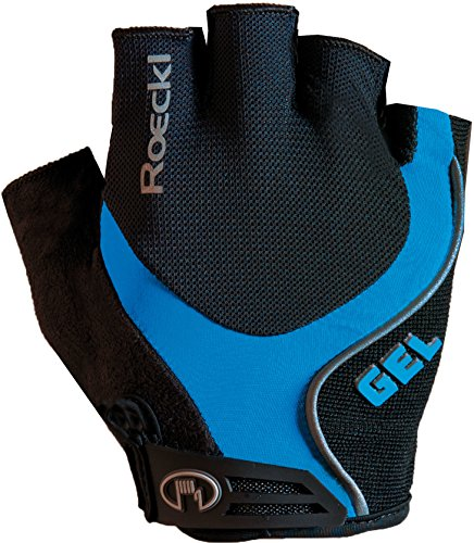 Roeckl sportsimuro–Handschuhe halbe Finger–Black/Blue