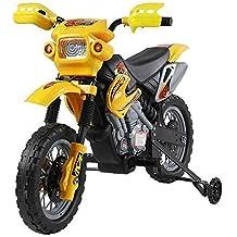 Moto Electrica Infantil Bateria Recargable Niño 3 Años Cargador 2 Ruedas ...