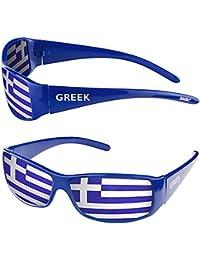 Taffstyle® Fanartikel Sonnenbrille Fan Brille zur Fussball  Weltmeisterschaft WM   EM Europameisterschaft 2016 Länder Flagge bef74fce5af