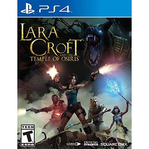Koch Media Lara Croft and the Temple of Osiris, PS4 Básico PlayStation 4 Italiano vídeo - Juego (PS4, Básico, PlayStation 4, Acción / Aventura, T (Teen), Italiano, Crystal Dynamics)