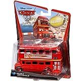 Cars - V2847 - Voiture Miniature - Cars 2 -  Autobus