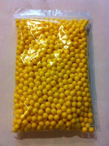 2000 Softair Kugeln TOP Markenqualität ohne Grate 0,12 g 6mm von UMAREX Softairkugeln Munition BB`s inkl. 10 Zielscheiben