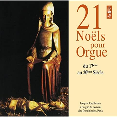21 No?ls Pour Orgue by Compilation