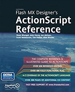 Flash MX Designers ActionScript Reference (English Edition) eBook ...
