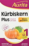 Aurita Kürbiskern Plus 100 Kapseln, 1er Pack (1 x 39.9g)