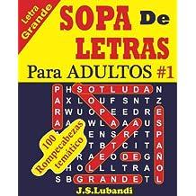 Amazon.es: libro sopa de letras