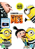 Picture Of Despicable Me 3 (DVD + digital download) [2017]