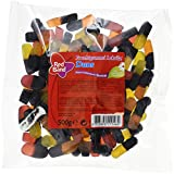 Red Band Fruchtgummi Lakritz Duos, 12er Pack (12 x 500 g Beutel)