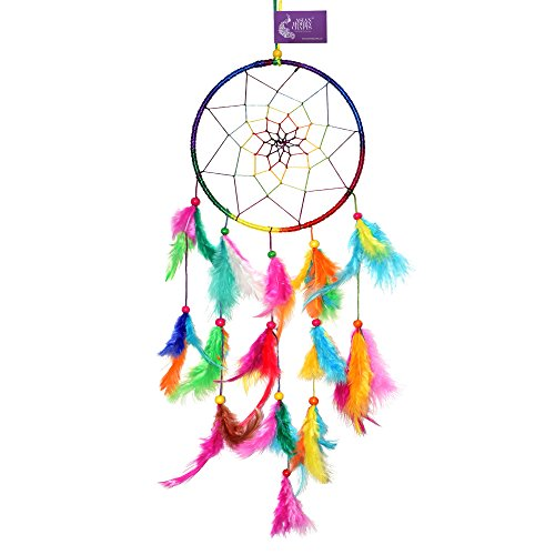 Asian Hobby Crafts Dream Catcher Wall Hanging - Rio