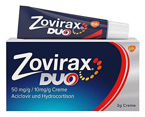 Zovirax Duo, 2 g Creme