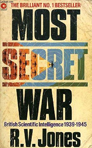 MOST SECRET WAR (CORONET BOOKS)