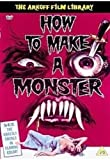 How to Make a Monster [PAL, Region 2 - NON-USA Format] by Robert H. Harris