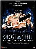 Ghost in The Shell Affiche Cinéma Originale Grand Format (160x120 cm Pliée)
