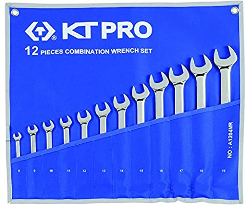 King Tony KT Pro A1204MR Combination Wrench 8mm to 19mm