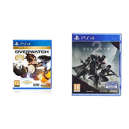 0651307219482 - Overwatch Game of the Year Edition (PS4) - EAN