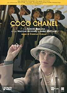 Coco Chanel [IT Import]: Amazon.de: Barbora Bobulova ...