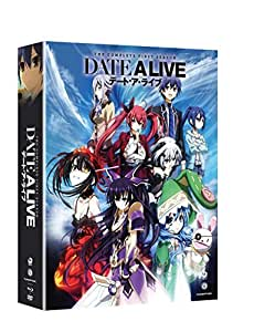 Date a Live: Complete Series [Blu-ray] [2013] [US Import]