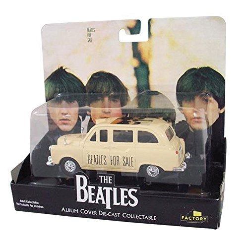 The Beatles die Cast Taxi  (Beatles for Sale) (Taxi Diecast)