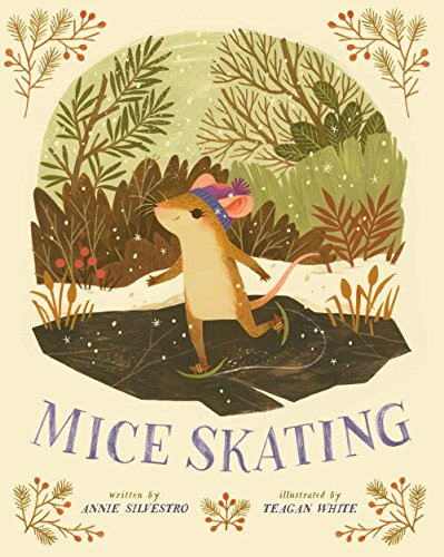 Mice Skating par Annie Silvestro