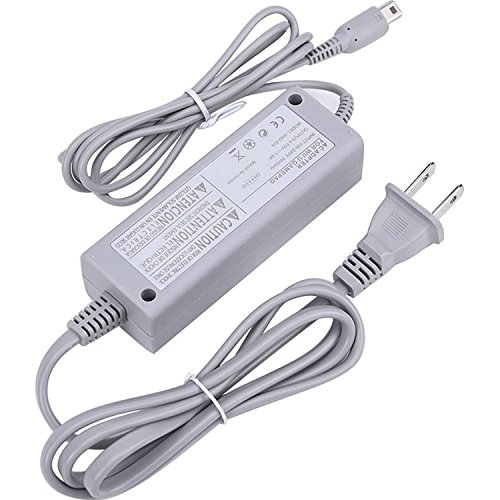 eBoot Wall Power AC Charger Adapter for Nintendo Wii U GamePad by eBoot