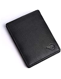 RUGE Men's Leather Magic Wallet