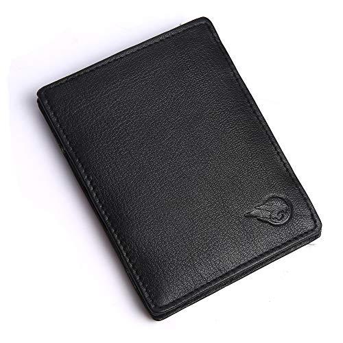 RUGE Men's Leather Magic Wallet