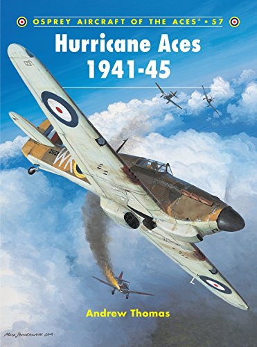 Hurricane Aces 1941-45 (Aircraft of the Aces)