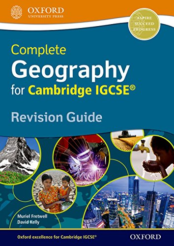 Complete geography for Cambridge IGCSE. Revision guide. Per le Scuole superiori. Con espansione online