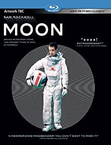 Moon [Blu-ray] [2009] [Region Free]