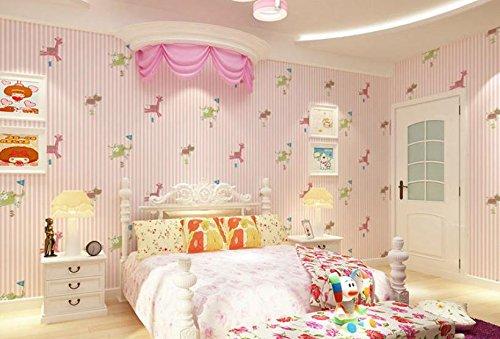 wymbs-upscale-camera-da-letto-carta-da-parati-fumetto-studio-panno-non-tessuto-tappezzeria-caldo-bam